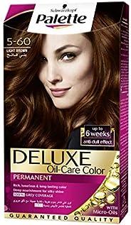 Schwarzkopf Palette Deluxe Oil Care Color 5-60 Light Brown
