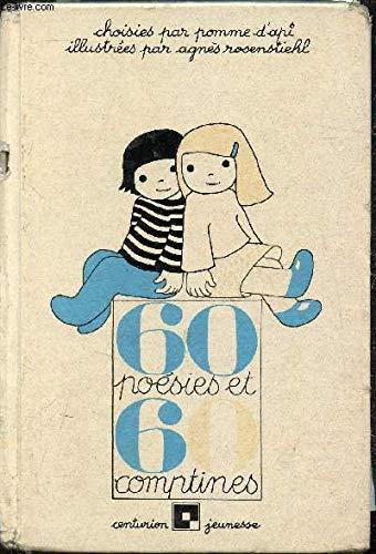 60 poésies, 60 comptines
