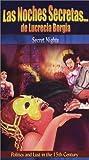 Las Noches Secretas D Lucrecia [VHS] [Import USA]