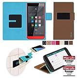 reboon Obi Worldphone SJ1.5 Cover in Braun | Multifunktional | Testsieger