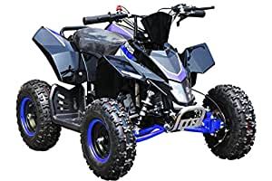Hawkmoto SX-49 Racing Mini Quad Bike - 5 colours (BLUE