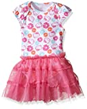 Hello Kitty Baby Tutu Bodysuit with Flower Print