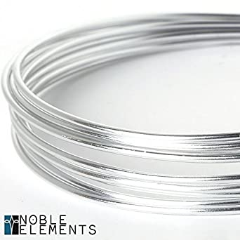 Ultra fine silver wire rod 9999 9999 10 gauge 25mm fine ultra fine silver wire rod 9999 9999 10 gauge 25mm fine silver 9999 2 ft amazon business industry science greentooth Choice Image