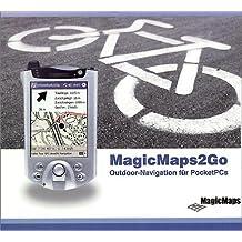 MagicMaps2Go 1.0 Outdoor-Navigation für Pocket-PCs. CD-ROM