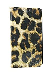 D.rD Artificial Leather Mobile Flip Cover For Micromax Doodle 3 A102 (Yellow Black)