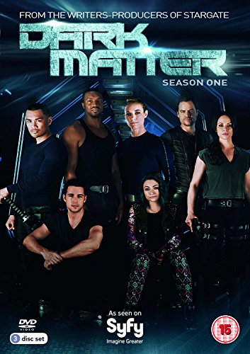 Dark Matter Season 1 [DVD] [UK Import]