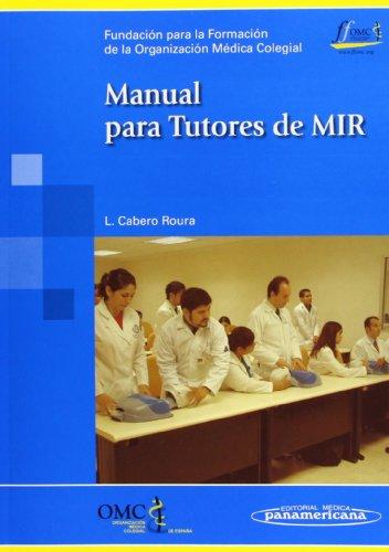 Manual para tutores de mir por L. Cabero Roura