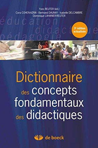 dictionnaire-des-concepts-fondamentaux-aux-didactiques