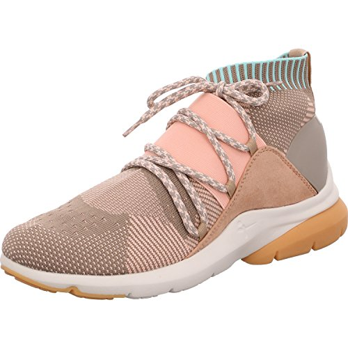 Tamaris 1-1-25202-29 271, Sneaker Donna Beige