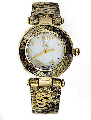 Guess Collection orologio da donna GC Ladychic 25mm serpente modello cinturino in pelle