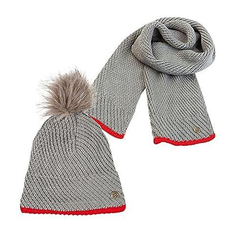 FC Bayern München Set de Bonnet & écharpe femmes Lady