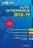 Top'Actuel Auto-Entrepreneur 2018-2019 - Format Kindle - 9782016262146 - 3,99 €