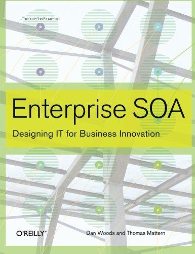 Enterprise SOA: Designing IT for Business Innovation
