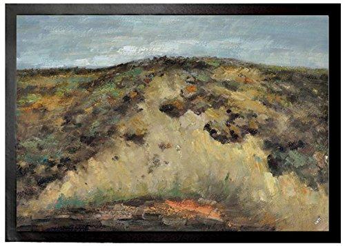 Vincent Van Gogh - Dunas, 1882 Felpudo Alfombrilla (70 x 50cm)
