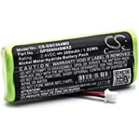 vhbw NiMH Akku 300mAh (2.4V) für Medizintechnik wie Polymerisationsgerät Dentsply Caulk, SmartLite Curer, SmartLite PS preisvergleich bei billige-tabletten.eu