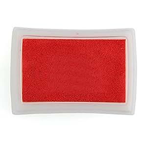 vivreal tampon encreur encre couleur rouge empreinte digitale cadeau enfants. Black Bedroom Furniture Sets. Home Design Ideas