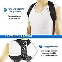 Schulterstrecker für Männer und Frauen, gerader Rücken, Rückenhaltungs-Korrektor, Rücken und Taille, für eine... preisvergleich bei billige-tabletten.eu