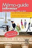 Mémo-guide infirmier - UE 1.1 à 1.3: Sciences humaines, sociales et droit (French Edition)