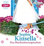 'Das Hochzeitsversprechen' von Sophie Kinsella