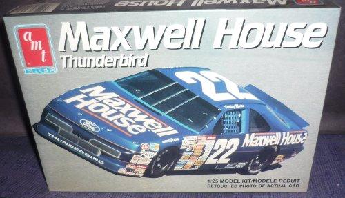 6457-amt-ertl-sterling-marlin-maxwell-house-thunderbird-1-25-scale-plastic-model-kit-by-amt-ertl