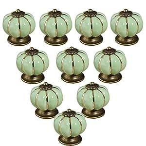 Anti acariens cuisine citrouille boutons de porte en for Anti bouton maison