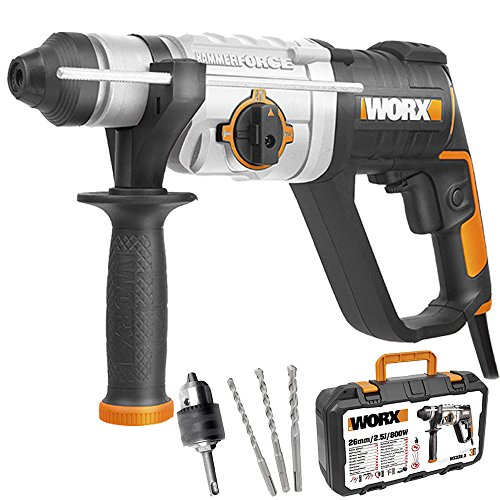 WORX WX339.3 Martillo horizontal 3F 800W 2