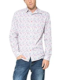 Desigual Manoloion - Chemise casual - Taille normale - Manches longues - Homme