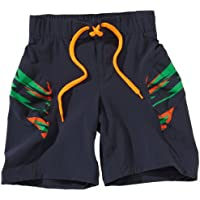 Ziener Pantalón infantil, talla DE: 176, color gris oscuro