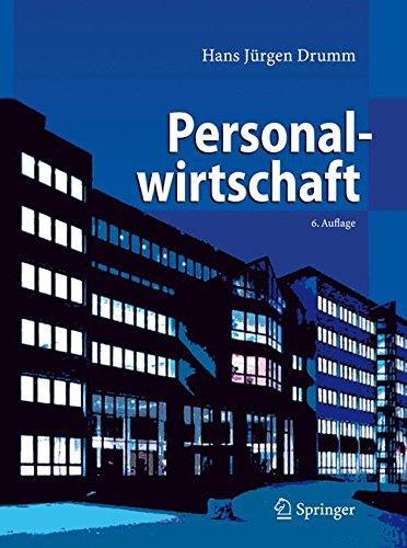 Personalwirtschaft (German Edition)