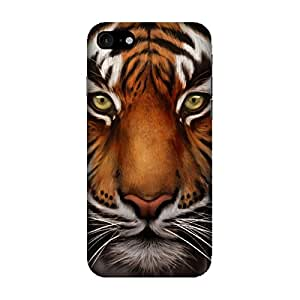 GADGETS WRAP Printed Back Cover and Case For Apple iPhone 7( save the tiger20edit )