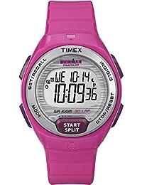 Timex Timex Ironman Oceanside 30 Lap T5K761 - Reloj digital de cuarzo para mujer, correa de plástico color rosa
