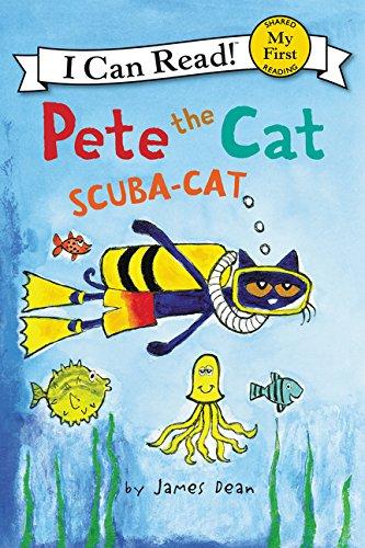 Pete the Cat: Scuba-Cat (I Can Read)