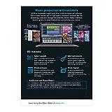 Magix Music Maker - 2018 Control Edition - USB keyboard and Music Maker Premium Edition music software