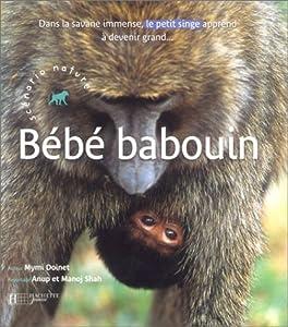"""Afficher """"Scénario nature Bébé babouin"""""""