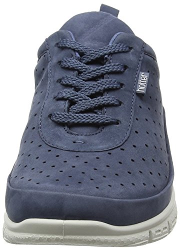 Hotter Gravity, Sneakers basses femme Blue (Blue River)