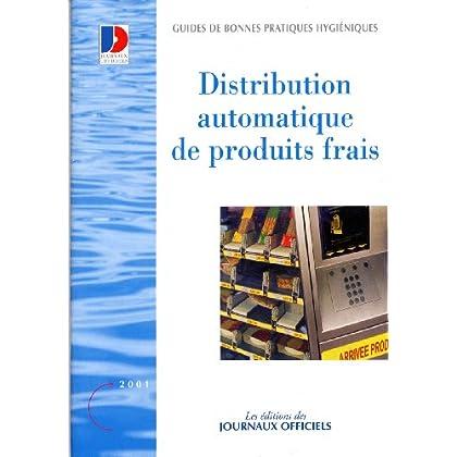 Distribution automatique de produits frais - Brochure 5922