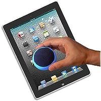 3-Pezzi per Pulizia Schermo per il tuo iPad, Laptop, Computer, Macbook e Smartphone. Alternativa intelligente ed ecologica alle salviette. (blue)
