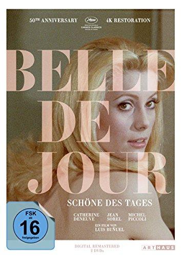 Belle de Jour - Schöne des Tages (50th Anniversary 4K Restoration, 2 Discs)