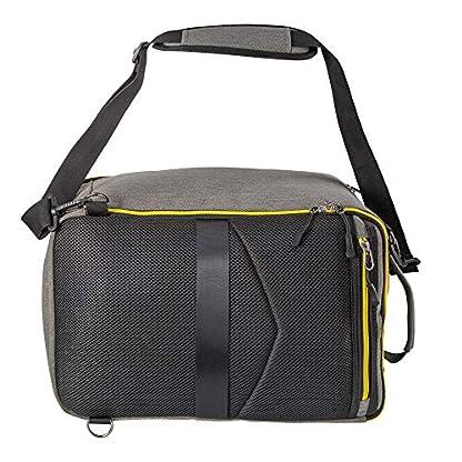 Cabin-Max–Manhatten-Stowaway-XL-Ryanair-Premium-Handgepck-20-Liter-Schultertasche-40-x-20-x-25-cm-abschliebarer-Rucksack-mit-Organisationsfach-und-ntzlichem-Tablet-Fach