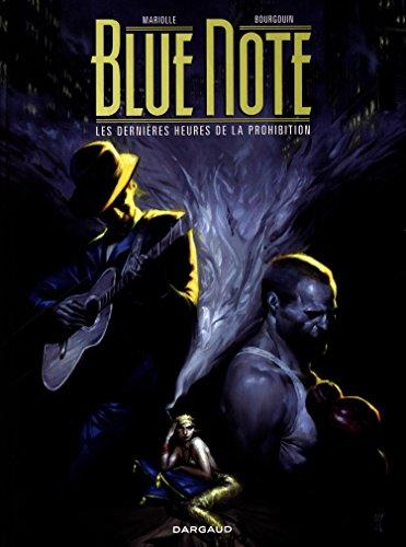 Blue Note - intégrale - tome 0 - Blue Note - intégrale par Mariolle Mathieu