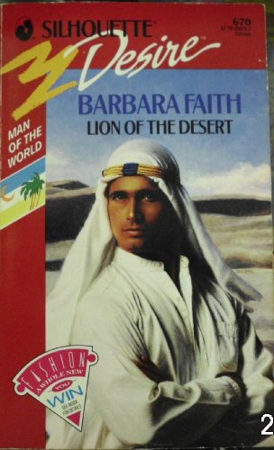 Lion of the Desert (Silhouette Desire) PDF Download - CzarSanjib