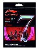 Li Ning Badminton Schläger-Saite No. 7 Pink