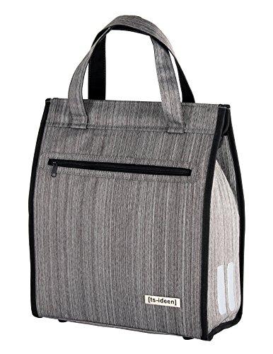 ts-ideen-fahrrad-einkaufstasche-tragetasche-gepacktrager-wasserabweisend-rad-packtasche-silber