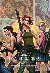 Fables Deluxe Edition Book Ten HC