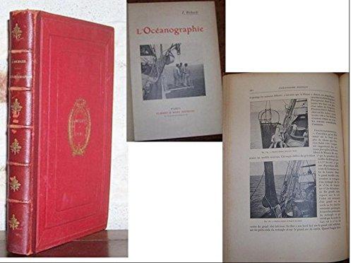 J. Richard. L'Océanographie par Jules Richard