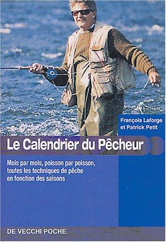 Le calendrier du pêcheur