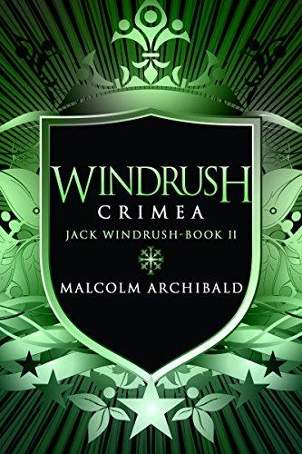 Windrush: Crimea (Jack Windrush Book 2) (English Edition)