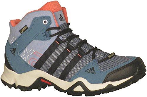adidas AX 2.0 GTX Damen Trekking & Wanderstiefel Prism Blue/Black/Super Blush