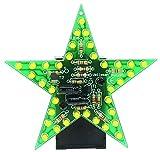 Étoile avec LED clignotantes de couleur jaune de Velleman MiniKits