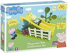 Opciones de caracteres - Peppa Pig Juegos conjunto de diapositivas de construcción